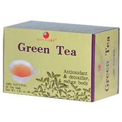 Health King - Green Herb Tea - 20 Tea Bags