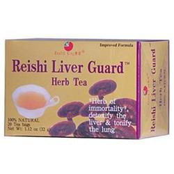 Health King - Reishi Liver Guard Herb Tea - 20 Tea Bags