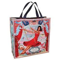 Frontier Blue Q Shopper (Shopping Tote), Mighty Michelle
