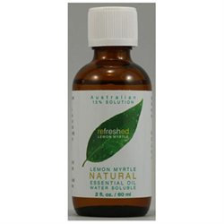 Tea Tree Therapy AY51065 Tea Tree Therapy Lemon Myrtle Oil -1x2 Oz