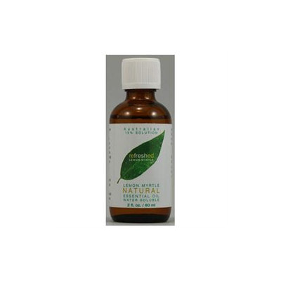 Tea Tree Therapy AY51065 Tea Tree Therapy Lemon Myrtle Oil -1x2 Oz