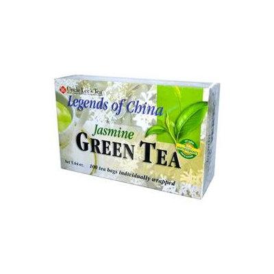 Uncle Lees Tea 0661272 Legend Of China Green Tea Jasmine - 100 Tea Bags