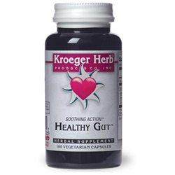 Kroeger Herb Healthy Gut - 100 Vegetarian Capsules