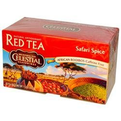 Celestial Seasonings - Herb Tea Red Safari Spice - 20 Bags