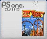 Sony Computer Entertainment Sim Theme Park - PSOne Classic DLC