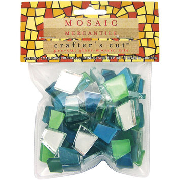 Mosaic Eye Publishing Mosaic Mercantile CCAST-SOL Crafters Cut Assorted 1-2 Pound-Pkg-Solstice