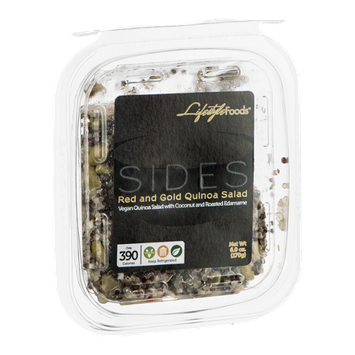 Lifestyle Foods Sides Red And Gold Quinoa Salad