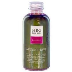 Honeybee Gardens Aftershave Herbal Bay Rum 4 oz