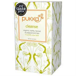 Pukka Herbs - Herbal Tea Organic Cleanse - 20 Tea Bags