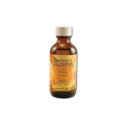 tures Alchemy Nature's Alchemy 100% Pure Essential Oil Orange - 2 fl oz