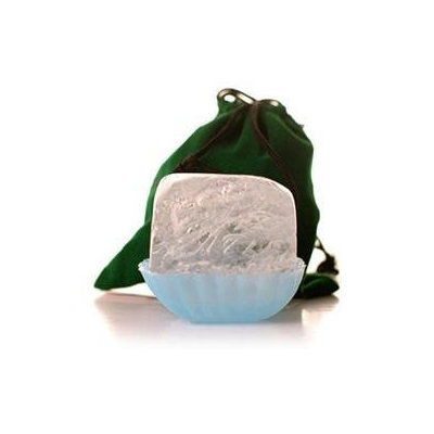 Lafes Natural Body Care Lafe's Natural Deodorant Crystal Stone With Pouch And Dish - 6 oz