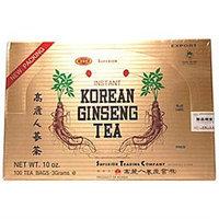 Superior Trading Co. Korean Ginseng Tea 100 Bags