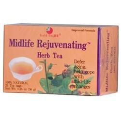 Health King Midlife Rejuvenating Herb Tea 20 Tea Bags