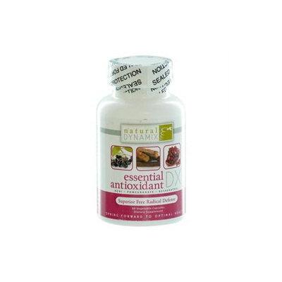 tural Dynamix Dx Essential Antioxidant DX, 60 Vegetable Capsules, Natural Dynamix
