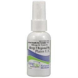Kingbio Regional Allergy Plains 2 Oz by King Bio Homeopathic (1 Each)