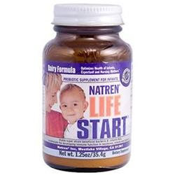Natren 50125 Life Start Dairy 1.25 oz. powder