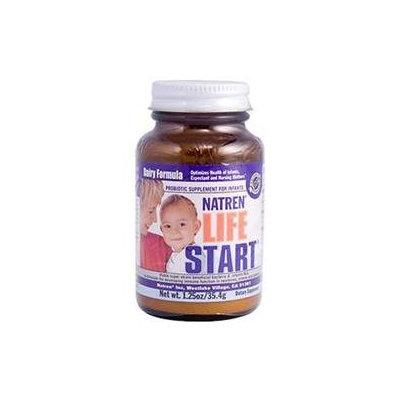 Natren 50125 Life Start Dairy 1.25 oz. powder