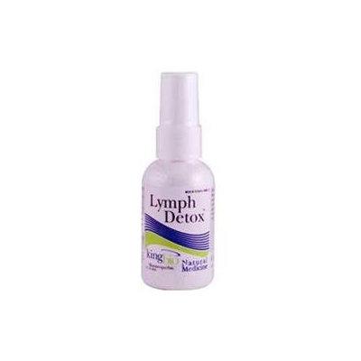 King Bio Homeopathic Lymph Detox - 2 fl oz