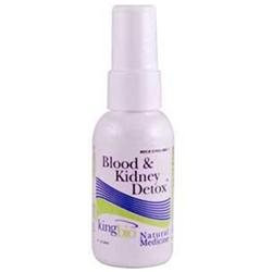 King Bio Homeopathic Blood and Kidney Detox - 2 fl oz
