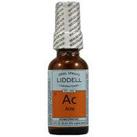 Liddell Laboratories - Ac Acne Homeopathic Oral Spray - 1 oz. CLEARANCE PRICED