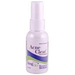 King Bio Homeopathic Acne Clear - 2 fl oz