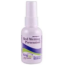 Bed Wetting Prevention 2oz from King Bio Natural Medicines