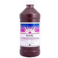 Heritage Store Hydrogen Peroxide Mouthwash, 16 fl oz