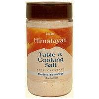 Himalayan Salt - Table & Cooking Salt By Aloha Bay - 15 oz.