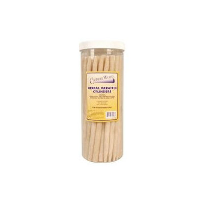 Cylinder Works Paraffin Candles Herbal 50 Pack