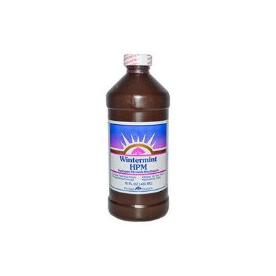 Heritage Store Wintermint HPM Hydrogen Peroxide Mouthwash