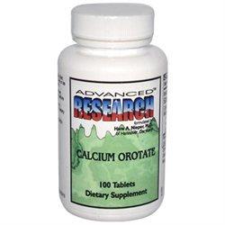 Calcium Orotate 100 Tab By Nci Dr. Hans Nieper (1 Each)