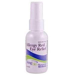 Allergy & Red Eye Relief 2oz from King Bio Natural Medicines
