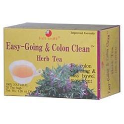 Health King Easy-Going and Colon Clean Herb Tea - 20 Tea Bags