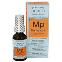 Liddell Laboratories - Mp Menopause with Black Cohosh Homeopathic Oral Spray - 1 oz.