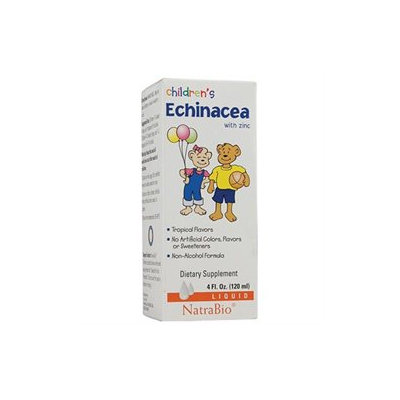 Natra-bio Homeopathics Childrens Echinacea 4 Fl Oz