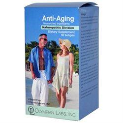 Olympian Labs 0555292 Anti-Aging - 90 Softgels