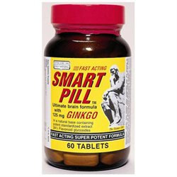 Only Natural Smart Pill, 60 tablets