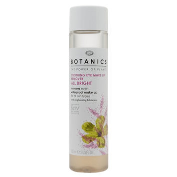 Boots Botanics All Bright Soothing Eye Make-up Remover