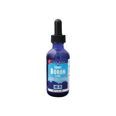 Trace Minerals Research Ionic Boron 6 mg 2 fl oz Liquid