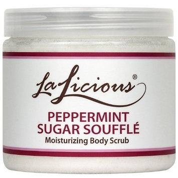 LaLicious Sugar Souffle Body Scrub 16 fl oz.