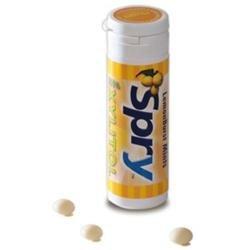 Xlear Spry Xylitol Mints Sugar Free LemonBurst - 45 Mints