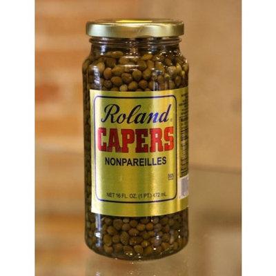 Roland Nonpareille Capers, 16 oz