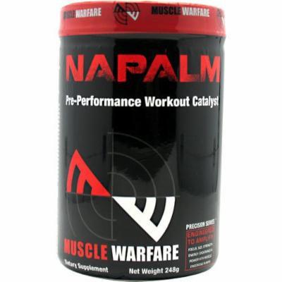 Muscle Warfare Napalm Watermelon 45 Servings - 248g