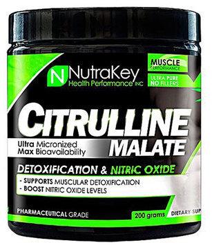 Nutrakey, L-Citrulline 200 Grams
