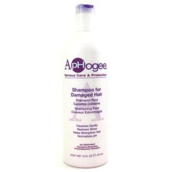 Aphogee Shampoo for Damaged Hair, 16 Ounce