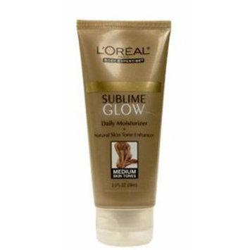 L'Oréal Paris Sublime Glow Daily Moisturizer, Medium Skin Tones