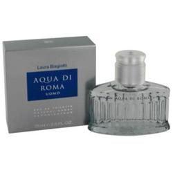 Laura Biagiotti 451959 Aqua Di Roma by Laura Biagiotti After Shave 2.5 oz