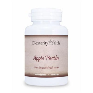 Apple Pectin, Pure Premium Encapsulated Apple Pectin, 100ct
