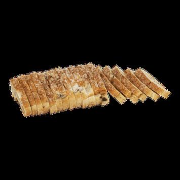 Simply Enjoy Artisan Bread Rustic Olive Loaf Sliced