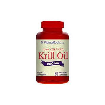 Krill Oil 1000mg 60 Softgels